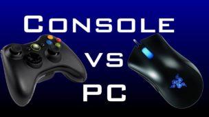 PC Gamer ou Console Qual Escolher?