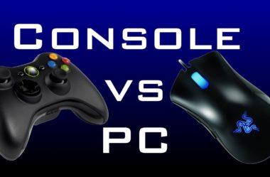 PC Gamer ou Console Qual Escolher? Guia Completo