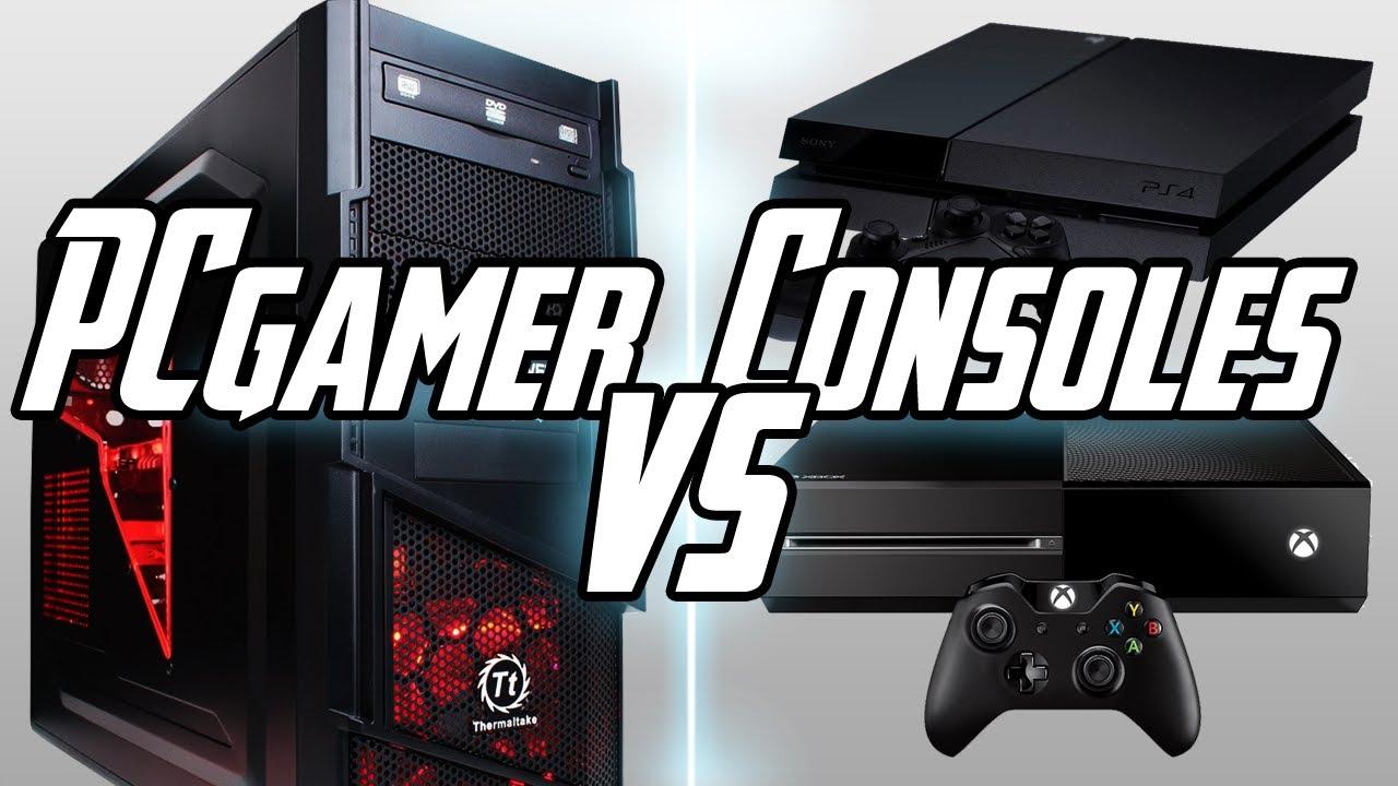 Montar um pc gamer ou comprar um console