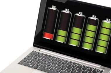 Como Utilizar a Bateria do Notebook