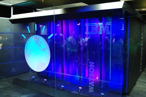 Watson, o Supercomputador Que Poderá Prever Terremotos e Erupções!