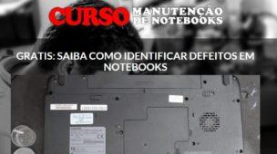 Curso Manutenção de Notebook Online Com Certificado