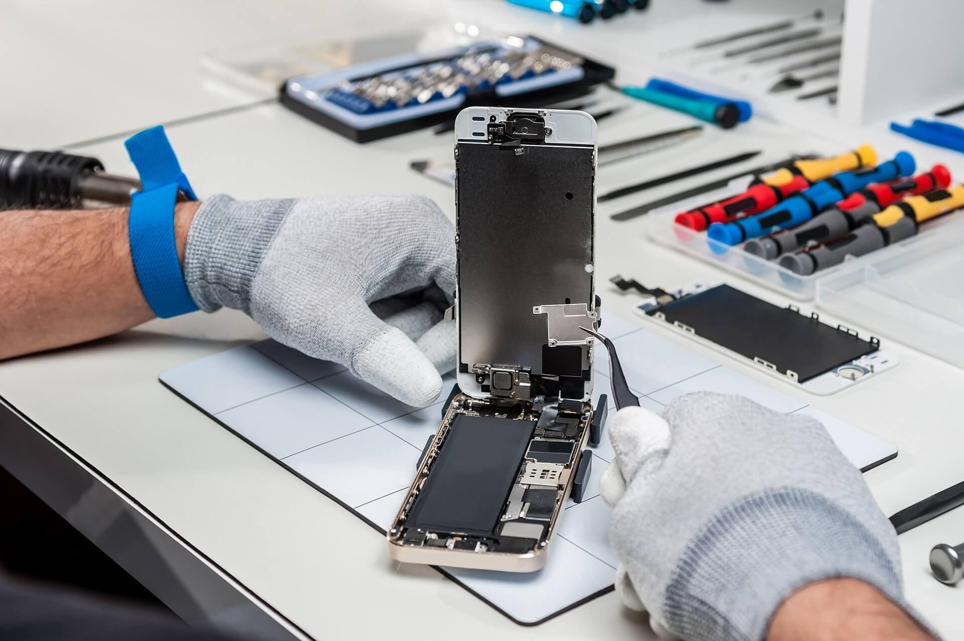 qual o melhor curso para consertar celular online