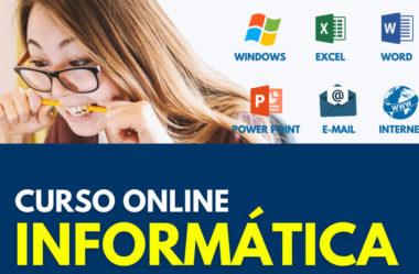 Melhor Curso de Informática Online: Do Básico ao Avançado e 100% Prático!